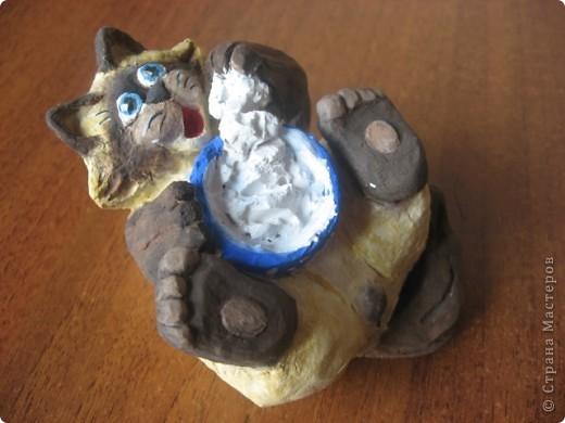 Кот обжера-лежебока фото 1