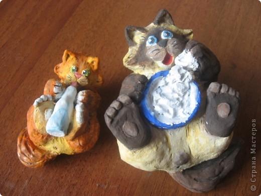 Кот обжера-лежебока фото 3