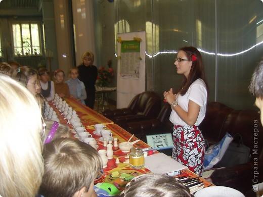 Наш дружный коллектив, принял участие в мастер-классе. фото 3