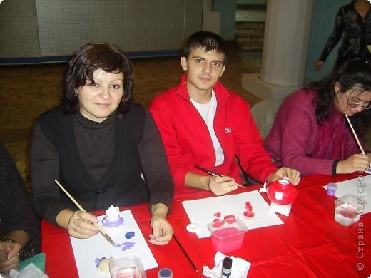 Наш дружный коллектив, принял участие в мастер-классе. фото 8