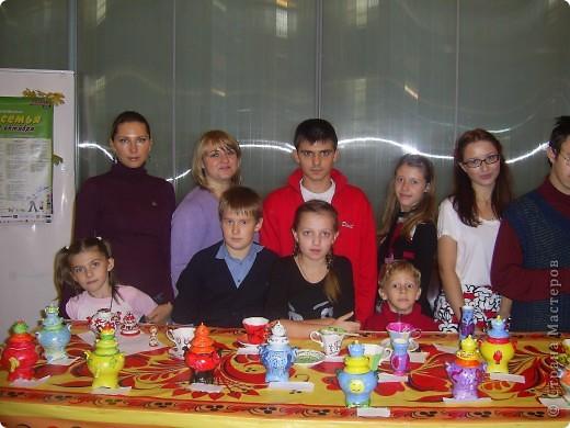 Наш дружный коллектив, принял участие в мастер-классе. фото 1