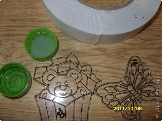 Моё приобретение-рамочки для витражных красок. фото 2
