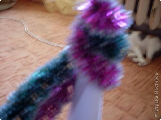 вот она мини-елочка я ее использовалала как конфетницу на стол фото 5