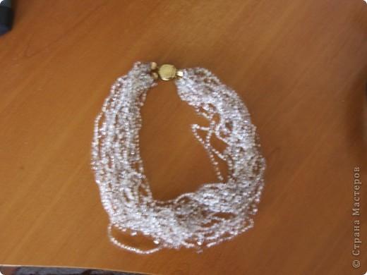 Жгуты бисерные вязаные) фото 2