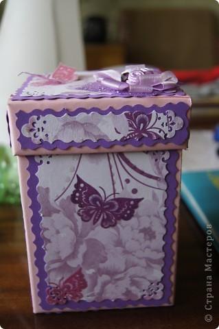 как-то подглядела на страничке Насти Рукавички замечательную идею хранения сережек и не смогла устоять перед искушением соорудить нечто подобное для своей любимой мамочки! фото 3