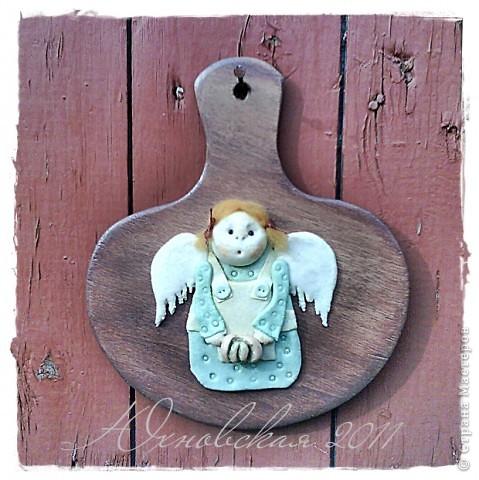 кухонный ангел Осенюшка фото 3