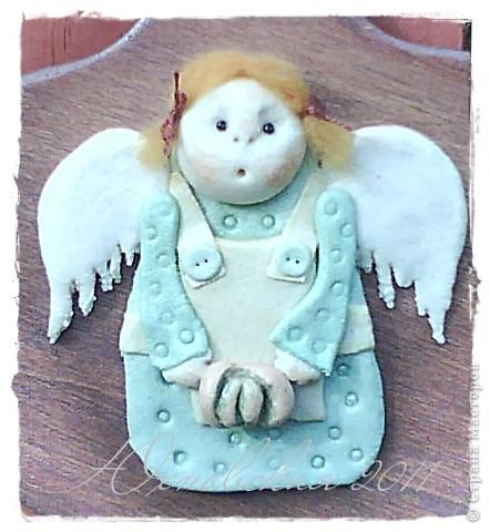 кухонный ангел Осенюшка фото 4