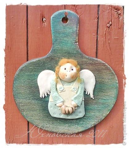 кухонный ангел Осенюшка фото 2