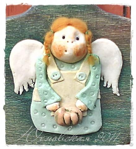 кухонный ангел Осенюшка фото 1