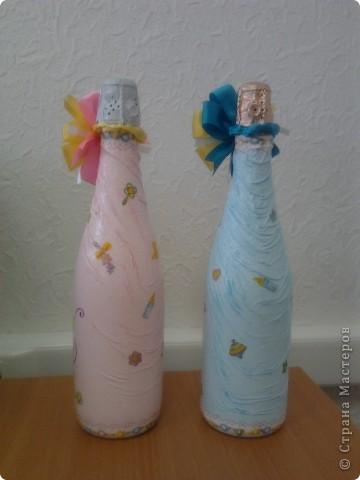 1. Бутылочка - Свадебная! фото 6