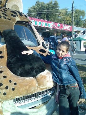 Покровская ярмарка в Запорожье фото 1