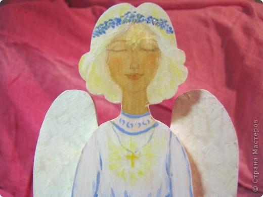 Делала Ангелочка для замечательного человека. фото 2