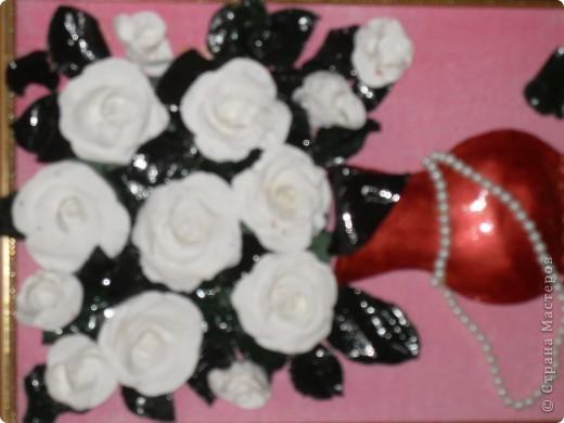 уж очень я люблю розы лепить!!! фото 2