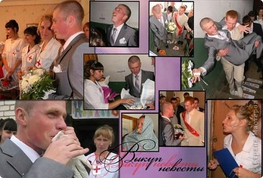 моя помощь в создании свадебного альбома фото 4
