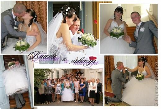 моя помощь в создании свадебного альбома фото 11