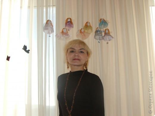 Вот, так выглядит выставка работ в моём кабинете) фото 3