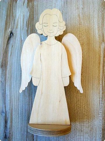 Делала Ангелочка для замечательного человека. фото 5