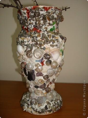 бутылочки-вазочки фото 2