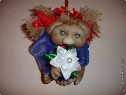 Разве можно остановиться на одной кукле? Никак!!! Единственно, мне показалось, что если уменьшить размер кукле, она станет мобильнее и впишется абсолютно в любой интерьр и обстановку, не перетягивая все на себя, но при этом вызывая МОРЕ позитива и улыбок))) фото 1
