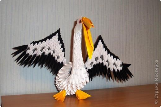 Модульное оригами символы года