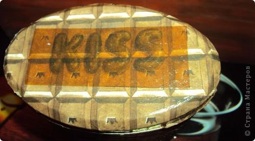 Появился кусочек свободного времени,украсила баночки из под сахара и кофе) фото 4