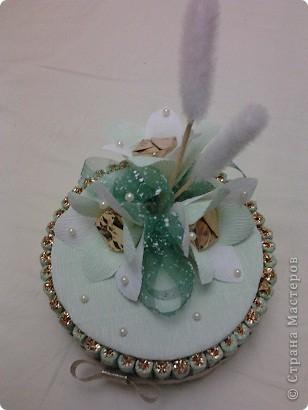 Этот тортик я сделала маме на День дошкольного работника. фото 6