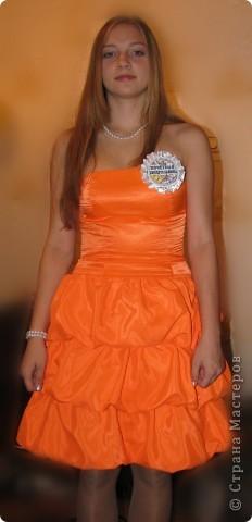 Сшито платье,сумочка,перчатки фото 4