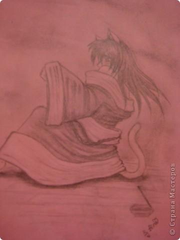 Алинкины рисуночки фото 6