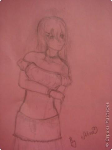 Алинкины рисуночки фото 7