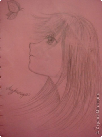 Алинкины рисуночки фото 11