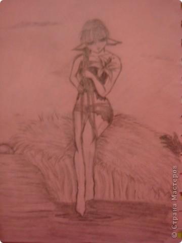 Алинкины рисуночки фото 12