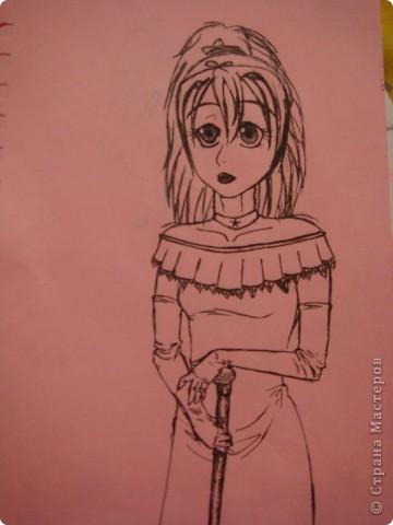 Алинкины рисуночки фото 13
