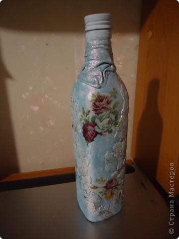 Бутылочки сделаны в подарок .Напиток будет тоже свой, домашний. фото 3