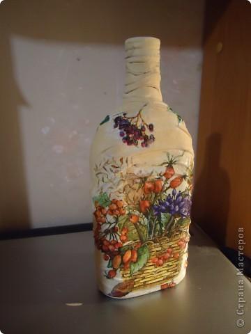 Бутылочки сделаны в подарок .Напиток будет тоже свой, домашний. фото 2