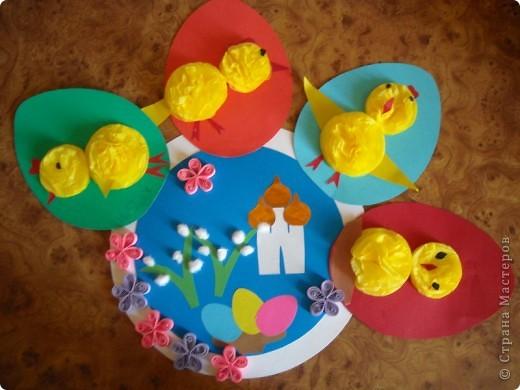 Пасхальный стол. Готовили вместе с дочкой 4 г. фото 3