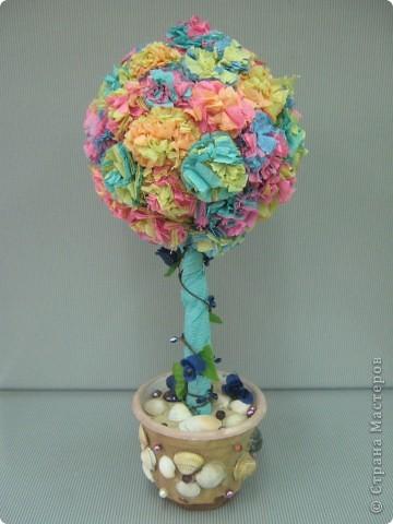 Здравствуйте!  Это мое первое дерево!  фото 1