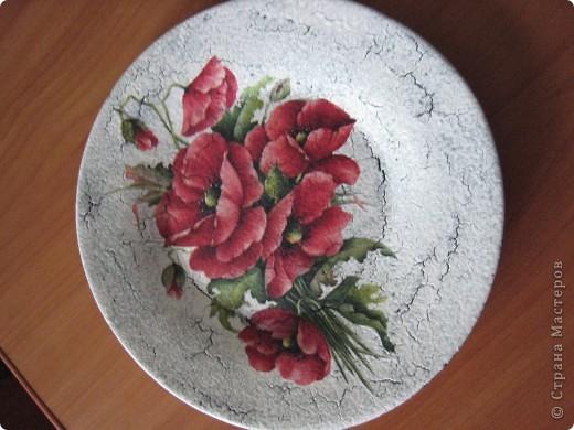 Очередная тарелочка фото 1