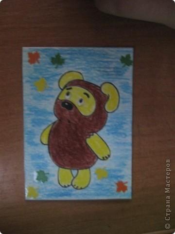 Рисованная серия, навеянная хорошей осенней погодой и желанием порисовать. фото 3