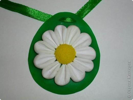 Мне очень понравилось делать такие кулончики,это очень легко и красиво.   фото 2