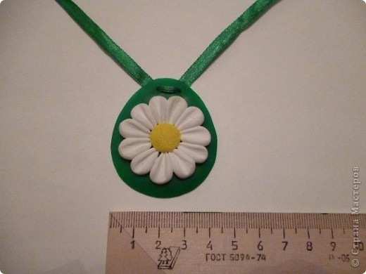 Мне очень понравилось делать такие кулончики,это очень легко и красиво.   фото 11