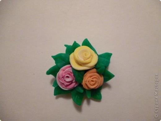 Мне очень понравилось делать такие кулончики,это очень легко и красиво.   фото 3