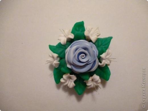 Мне очень понравилось делать такие кулончики,это очень легко и красиво.   фото 5
