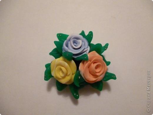 Мне очень понравилось делать такие кулончики,это очень легко и красиво.   фото 6