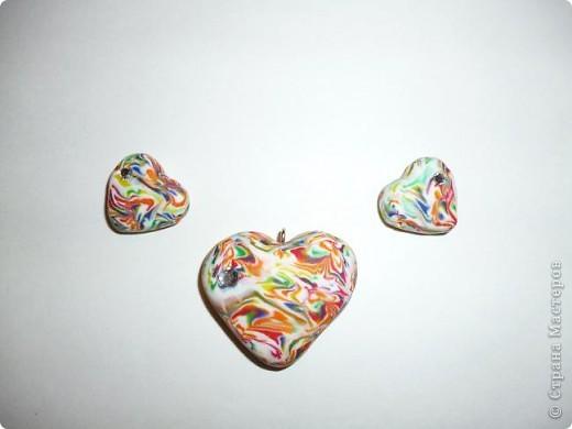 Мне очень понравилось делать такие кулончики,это очень легко и красиво.   фото 9