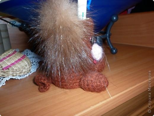 Вот такой пёсик поселился на столе моего школьника) фото 2