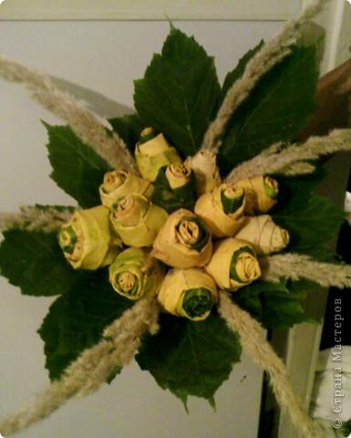 Теперь и у нас есть кленовые розы фото 1