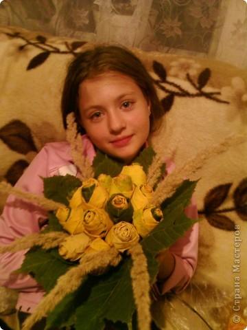 Теперь и у нас есть кленовые розы фото 2