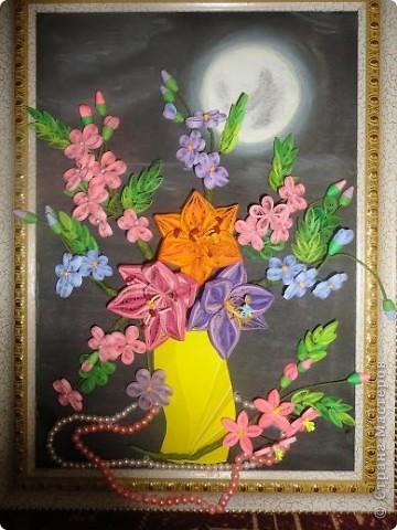 Луна в цветах фото 1