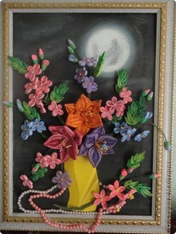 Луна в цветах фото 2