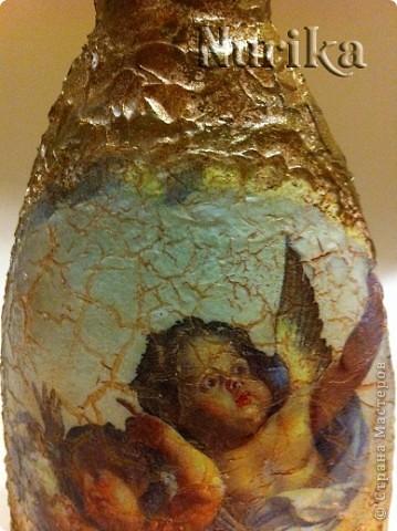 Античная бутылка фото 4